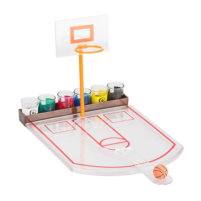 Basketball Hoop Drinking Game Image 1 Display