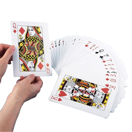 Extra Large Playing Cards | That Bloke