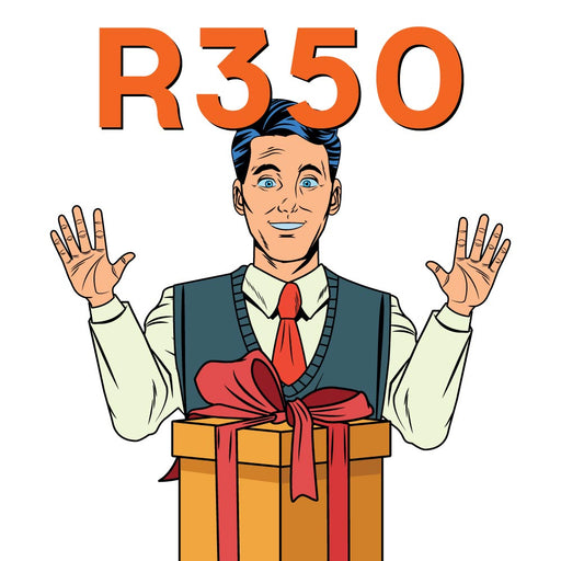 That Bloke R350 Gift Voucher Image