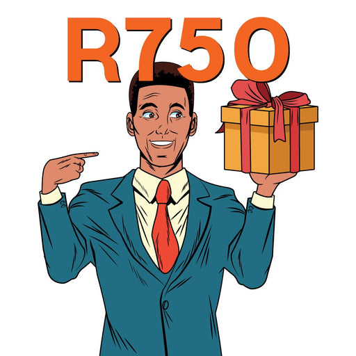 That Bloke R750 Gift Voucher Image