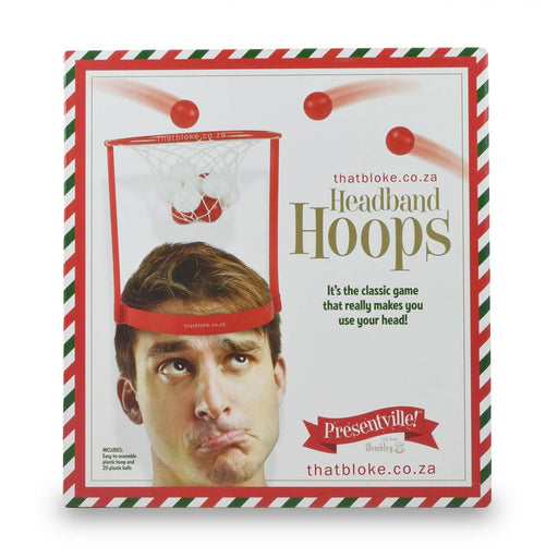 Headband Hoops Ball Game | That Bloke