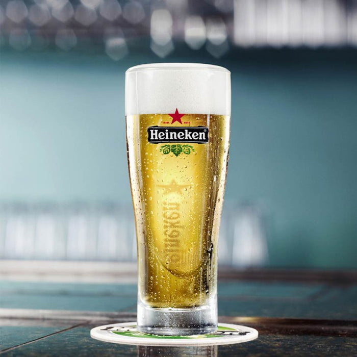 Heineken Beer Glass | That Bloke