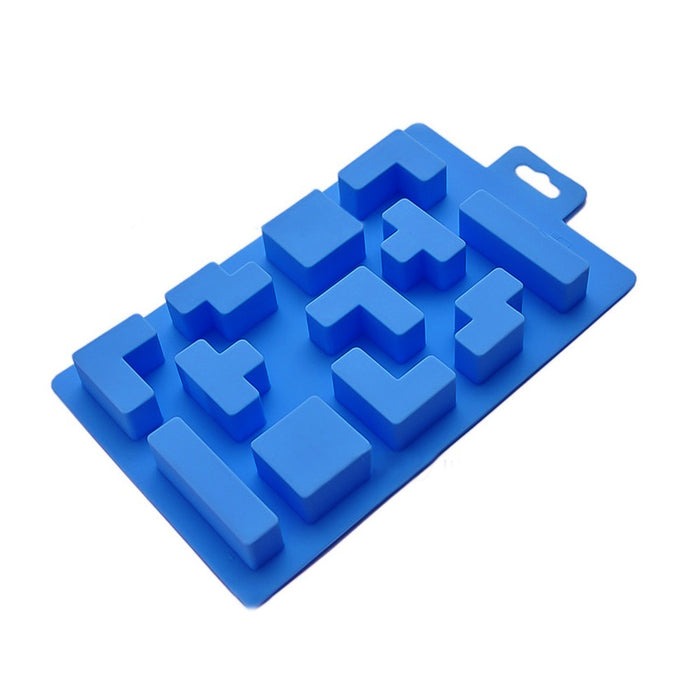 Ice Cube Mould - Tetris Blocks | That Bloke