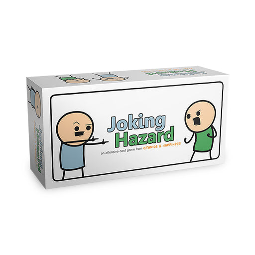 Joking Hazard Offensive Card Game | That Bloke