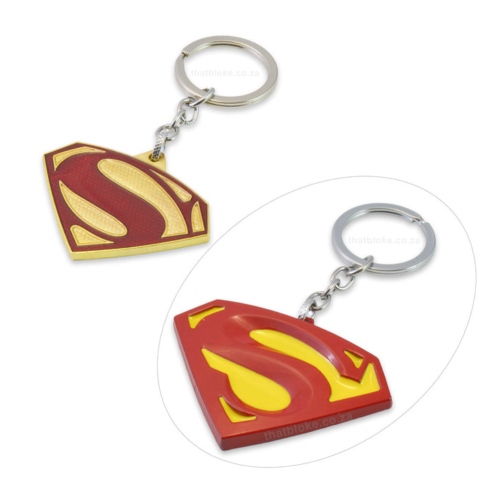 Keychain - Superman | That Bloke
