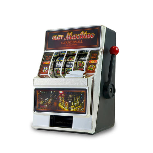 Mini Casino Slot Machine | That Bloke