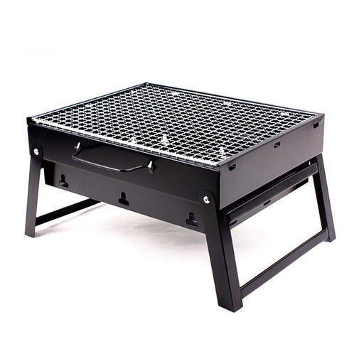 Mini Foldable Braai - Black | That Bloke
