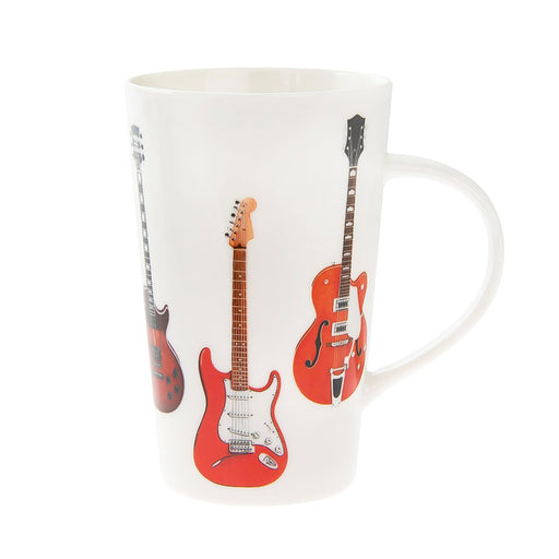 Music Electric Guitar Mug Image