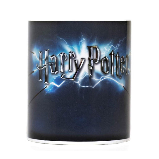Harry Potter Magic Wand Heat Changing Mug Logo