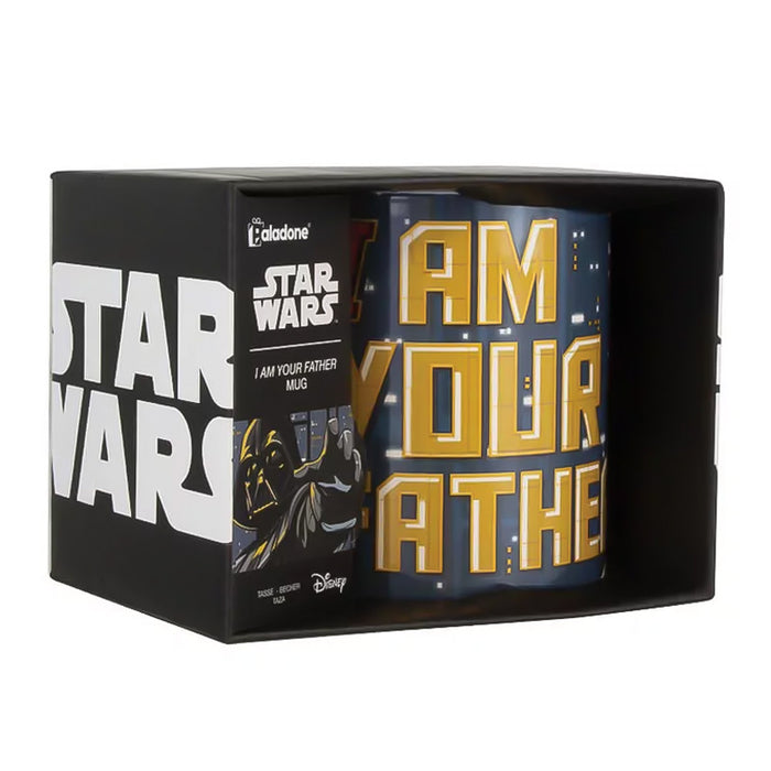 Star Wars Darth Vader I Am Your Father Mug Box