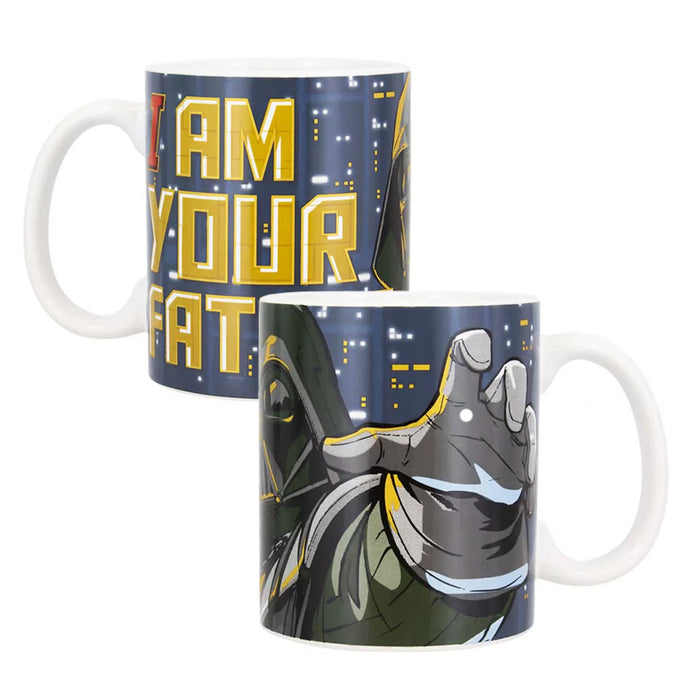 Star Wars Darth Vader I Am Your Father Mug Front and Back