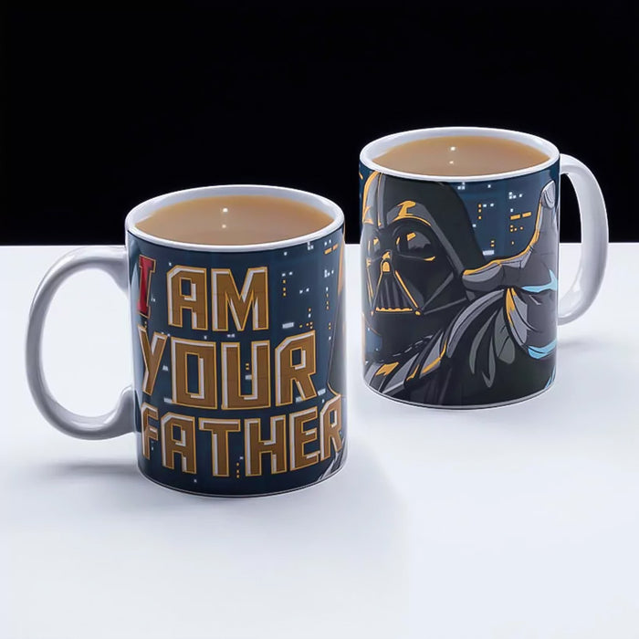 Star Wars Darth Vader I Am Your Father Mug Display