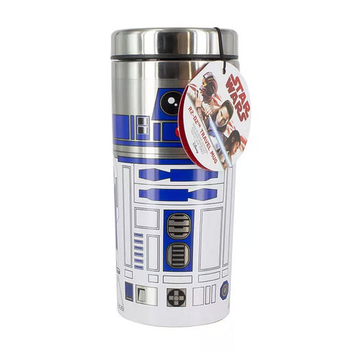 Star Wars Travel Mug R2-D2 Stainless Steel Front Image