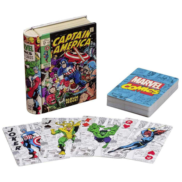 Playing Cards - Marvel Comics Gift Set