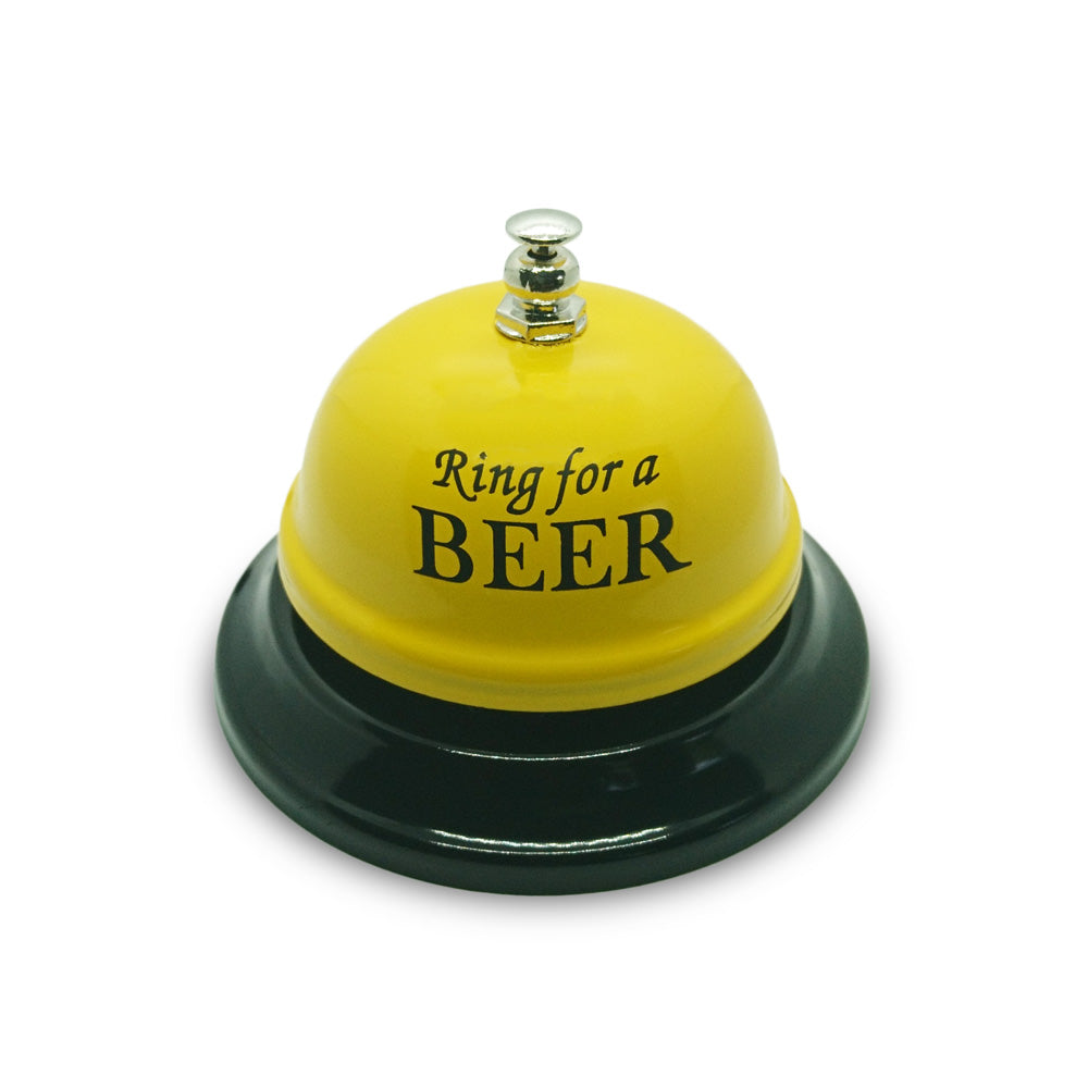 Ringing Bell - Ring For A Beer (Yellow) | That Bloke