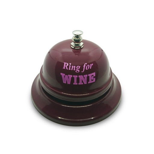 Ringing Bell - Ring For Wine (Maroon) | That Bloke