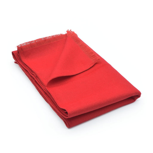 Red Silk Scarf Image
