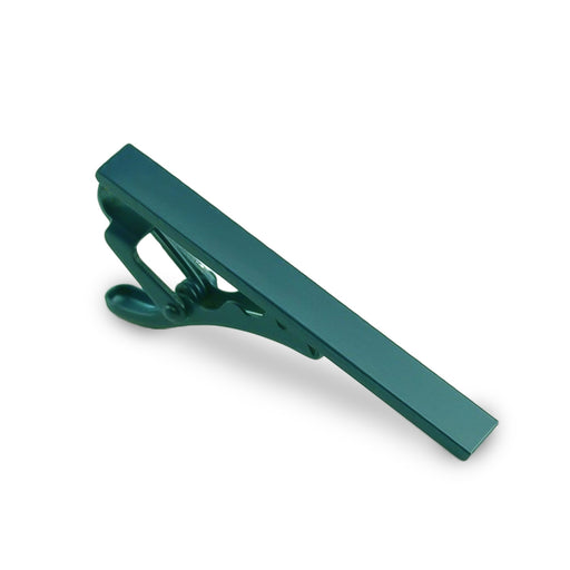 Tie Clip - Dark Green (Short)