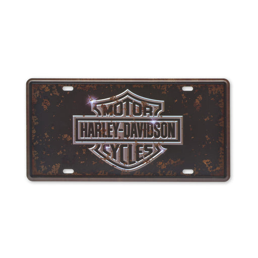 Harley Davidson Metal Sign Motorcycle Logo Tin Print Small