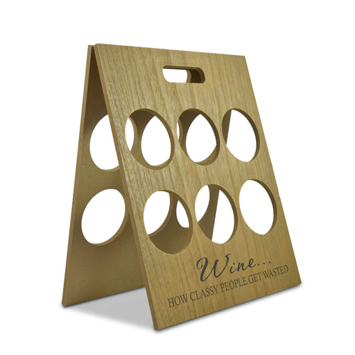 Wine Rack - How Classy People Get Wasted | That Bloke