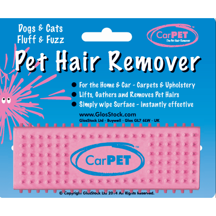 Gloss Stock Pet Accessories CarePet Perfect Remover-Pink CarPet-UK-Pink