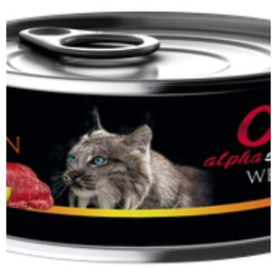 Chemeyes Cat Food Complete Wet Cat Food 92% Meat 6 x85G Beef with Melon Complete Wet Cat Food 92% Meat 6 x85G Beef with Melon