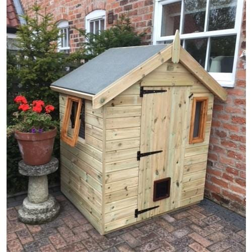 Shedcetra Sheds Cosy Cottage 4ft wide x 3ft x 58