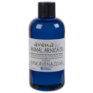 Avena Supplements Dog & Cat Natural Animal Arnica Oil 100ML CRARN/100