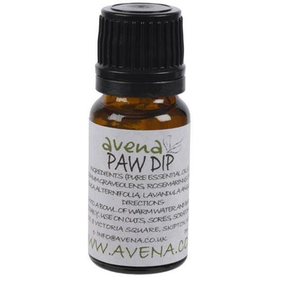 Avena Supplements Dog & Cat Natural Tea Tree Blend Paw Dip 30ml Bottle 0735810454100 AVANI3/30