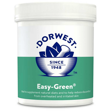 Dorwest Supplements Easy Green Powder For Dogs And Cats 250g 5 060183510333 EG250