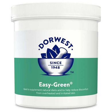 Dorwest Supplements Easy Green Powder For Dogs And Cats 500g 5 060183510340 EG500