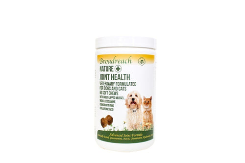 Broadreach Supplements GLM Joint Care for Cats 60 Sprinkle Capsules GLM Joint Care for Cats 60 Sprinkle Capsules