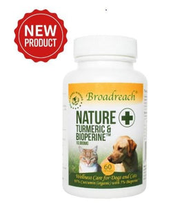 Broadreach Supplements Organic Turmeric and Bioprene 60 Capsules Organic Turmeric and Bioprene 60 Capsules