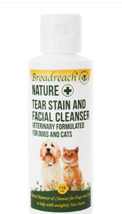 Broadreach Grooming Tear Stain and facial cleanser 118ML Tear Stain and facial cleanser 118ML