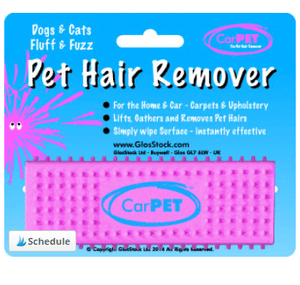 Gloss Stock Pet Accessories CarePet Perfect Remover-Pink  x 4 CarPet-UK-Pink x 4