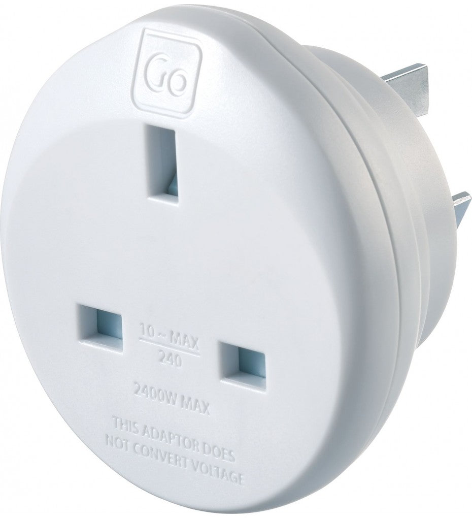 UK-AUS Adaptor - 528