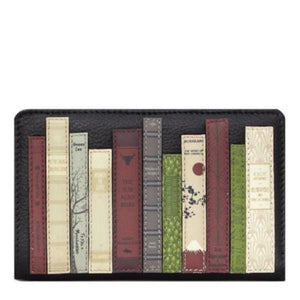 Bookworm Purse Black