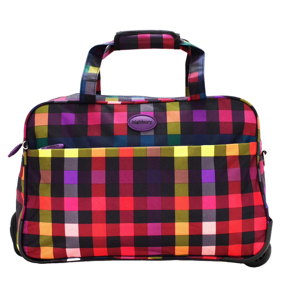 Multi Box Cabin Weekend Trolley Bag