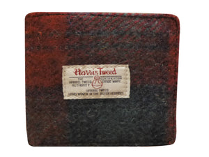 Harris Tweed Gents Wallet