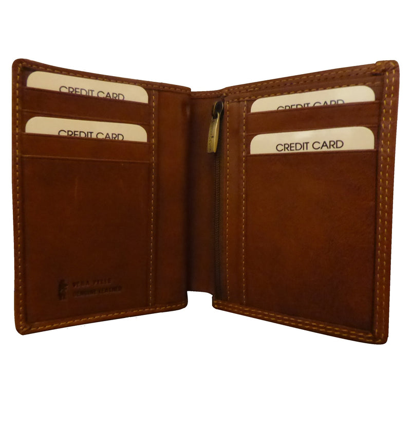 Gents Tan Wallet 917165