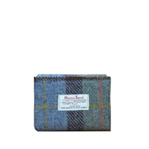 Harris Tweed Medium Purse - Jura
