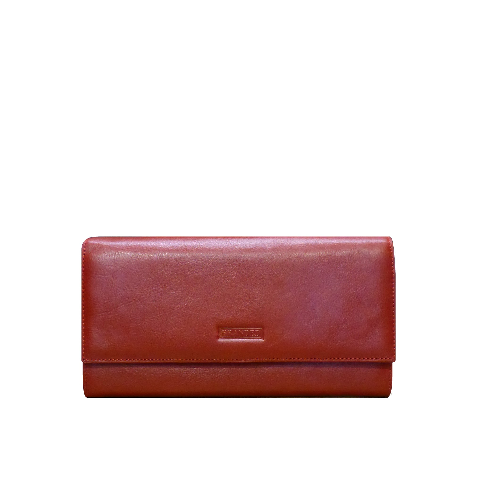 Leather Travel Document Holder