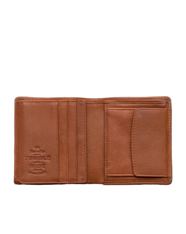 Newton Leather Elastic Abridged Wallet