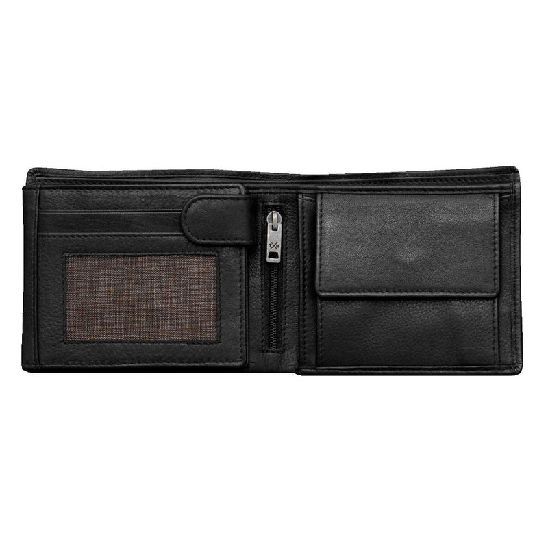 Newton Leather Large Capacity Wallet