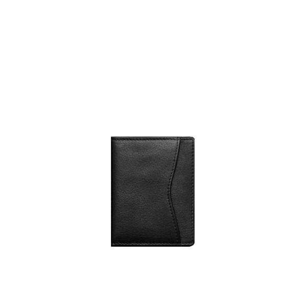 Newton Leather Travel Card Holder