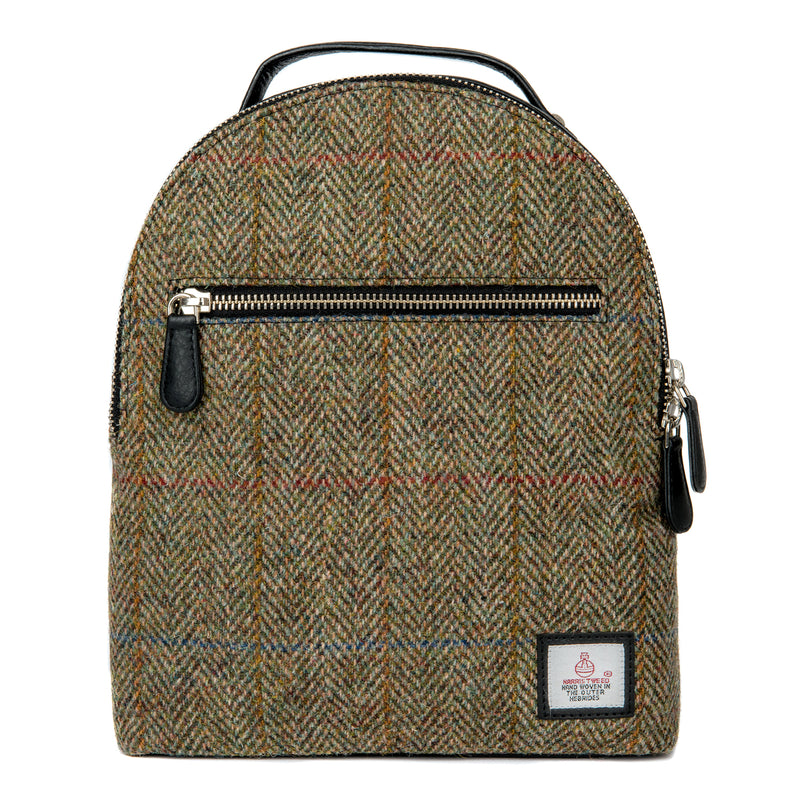 Harris Tweed Baby Backpack
