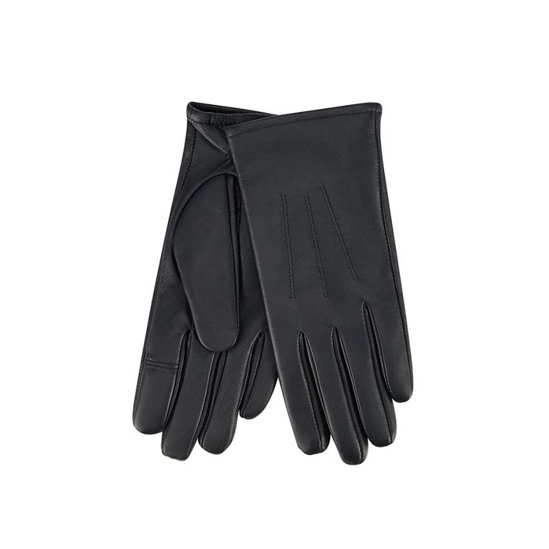 Isotoner Ladies Waterproof Leather Gloves