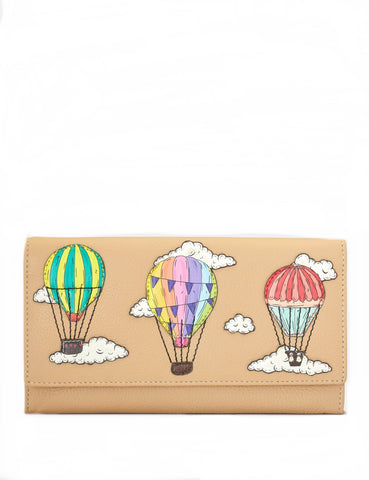 Amongst The Clouds Flap Over Purse