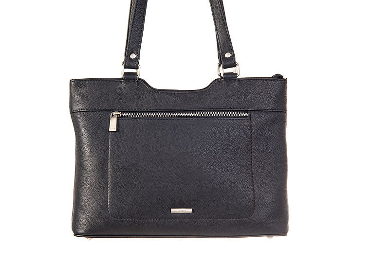 Leather Shoulder Bag 829C
