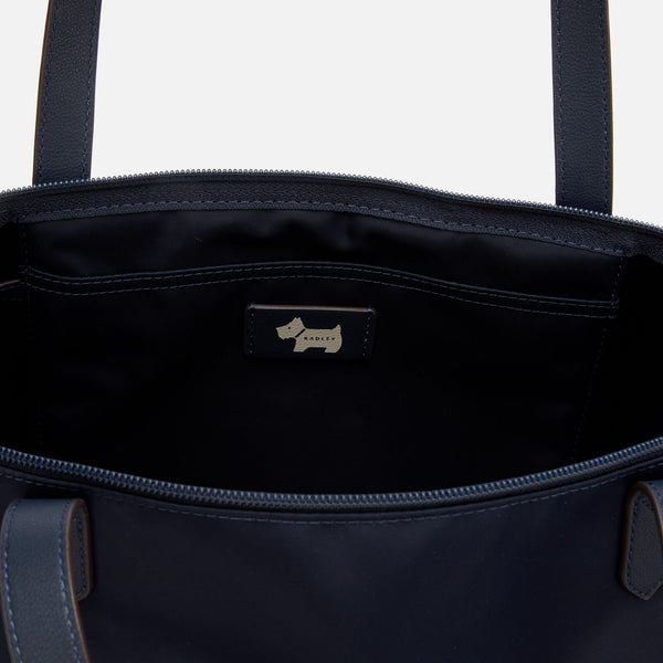 Pocket Essentials Zip Top Tote
